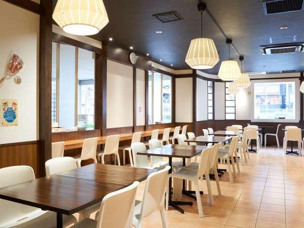 レストラン|営業時間 6:30~9:00