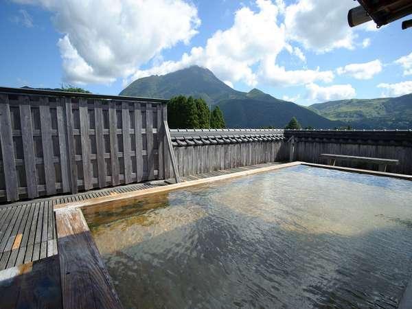 屋上露天風呂『山渓の湯』