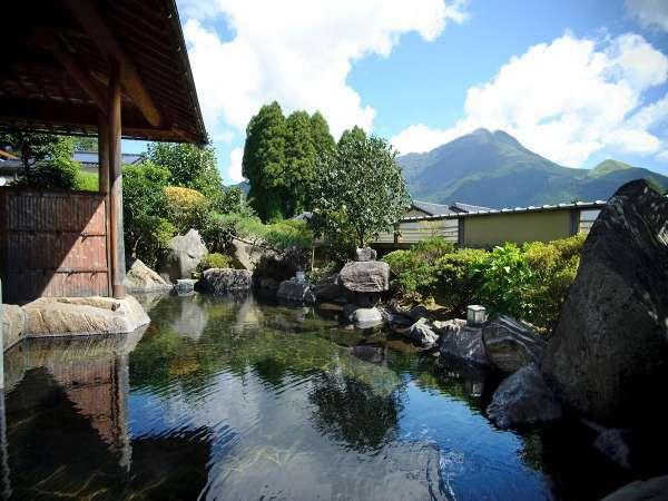 庭園露天風呂『こもれびの湯』