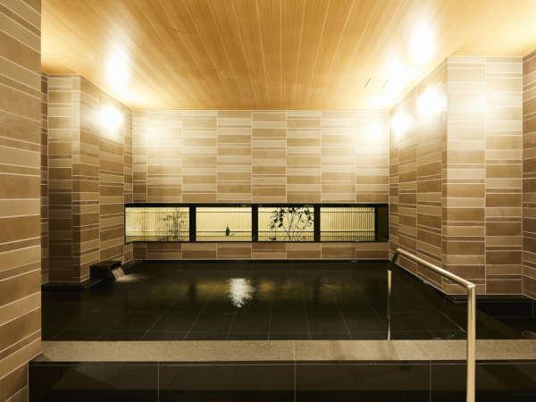 【大浴場】最高の朝をお届けするホテルインターゲートのおもてなし。