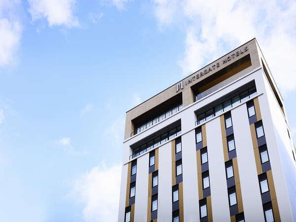【ホテル外観】最高の朝をお届けするホテル
