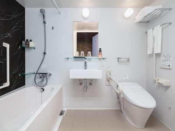 バスルーム(部屋タイプにより異なる)