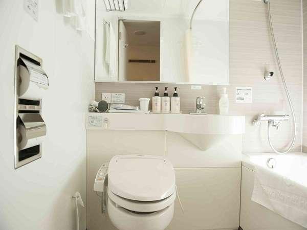 お風呂は広めのユニットバス☆トイレは全室ウォシュレット付き♪♪全部屋完備☆