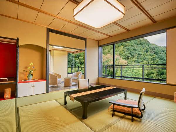 華翔苑(プレミアムルーム) ※客室の一例