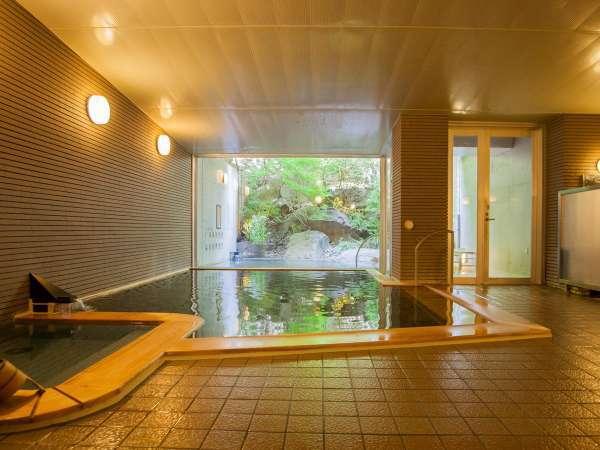車で5分、グループ施設ネオオリエンタルリゾート『花いずみの湯』御宿泊者は大人500円で利用できます。