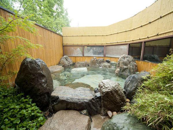 【女湯】奈良時代に湧いたと伝わる女鹿平温泉で湯ったりとしたひと時を。。