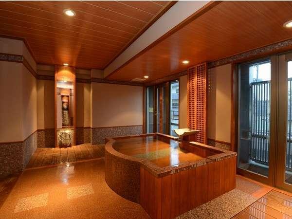 デザイナーズ貸切風呂『碧の湯』