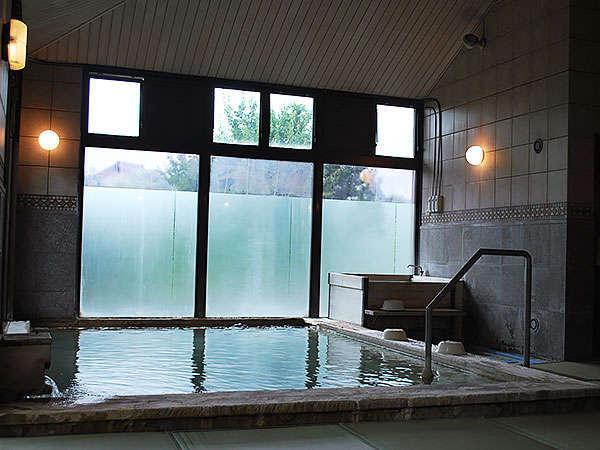 別館/金剛の湯□内湯「槙の湯」