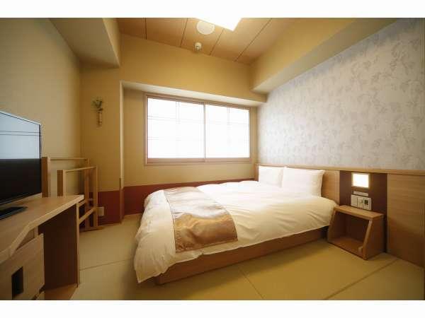 ■ダブル・16㎡・サータ社製ベッド■