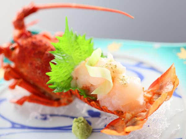 【選べる海鮮A:太閤大海老】ぷりっぷりで甘~い♪新鮮ならではの味をお楽しみください。