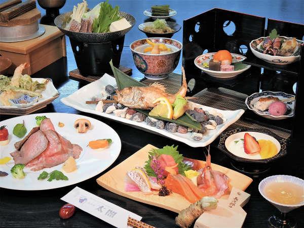 【料理一例】太閤御膳