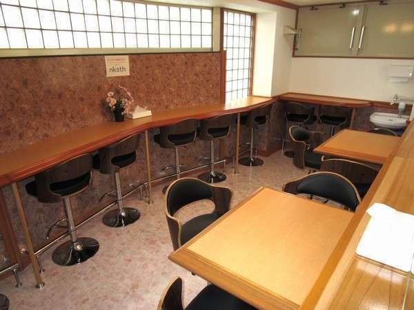 ★レストスペース…朝食無料サービス中!