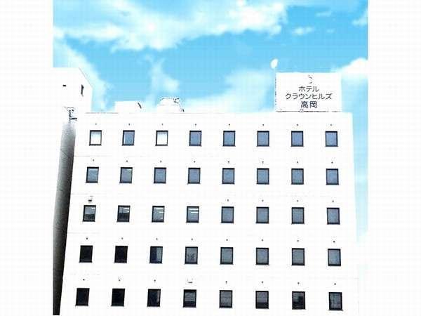 ホテルクラウンヒルズ高岡駅前(BBHホテルグループ)