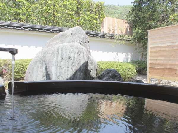 【はなれ琳】和洋室・露天風呂一例