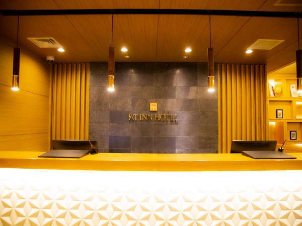 アットインホテル名古屋駅フロント