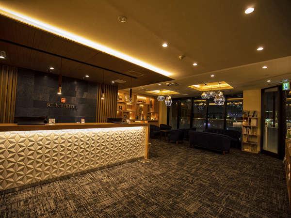 アットインホテル名古屋駅ロビー