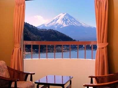 当館客室よりの眺望