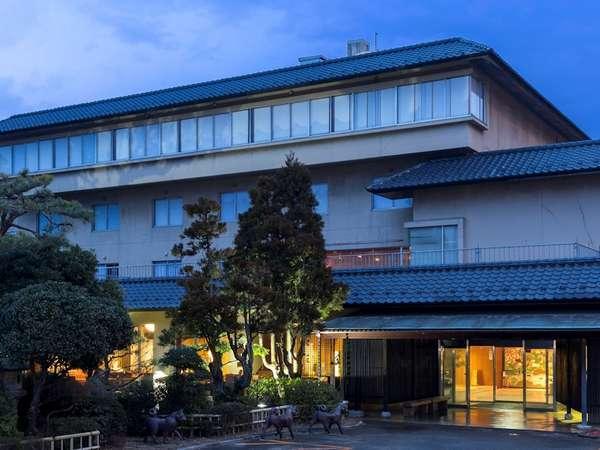 愛犬と過ごす本格旅館 月香【外観】