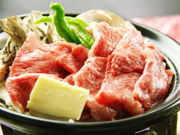 《匠の膳~takumi~ 一例》新潟和牛の陶板焼き