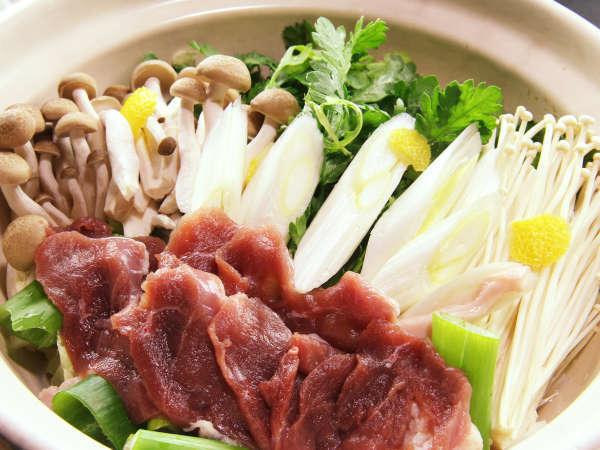 冬の膳◆鴨鍋◆旨みがギュッと詰まった鴨と冬野菜とのコラボをお楽しみください♪