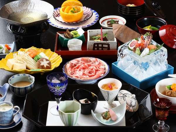 指宿温泉 ホテル秀水園 食事