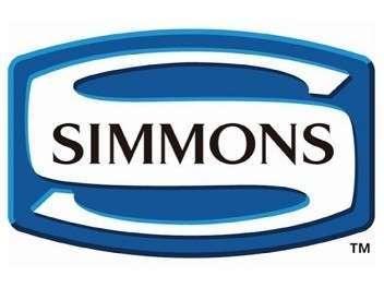 全客室にシモンズ社製のベッドを標準設置。 ※エキストラベッド、ソファベッドを除く※
