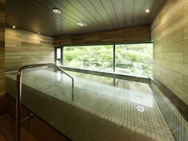 【大浴場】ご宿泊の方は無料でご入浴いただけます。