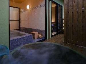 本館 客室風呂(一例)