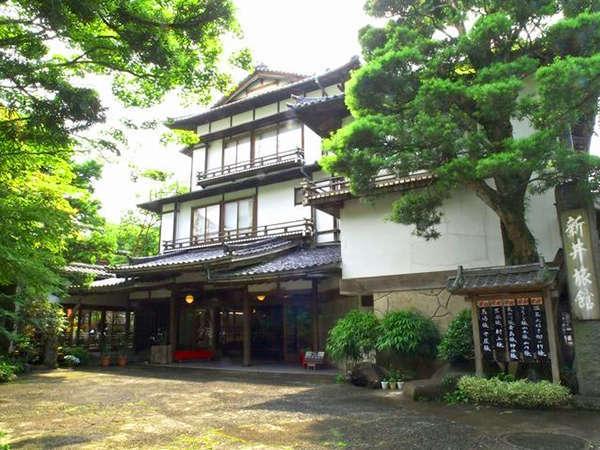 【登録文化財】創業150年の老舗旅館。日本文化を肌で感じていただけます。