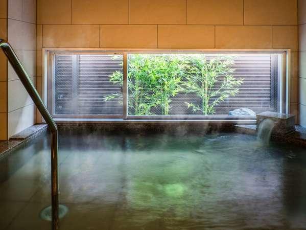 天然温泉『さくやの湯』(男女別) 入浴時間:15:00~9:00
