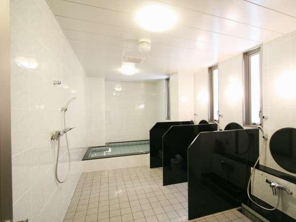 メンバー会員専用のリフレッシュルーム(浴場施設)