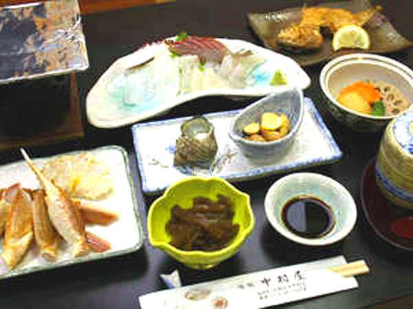 地魚会席料理♪