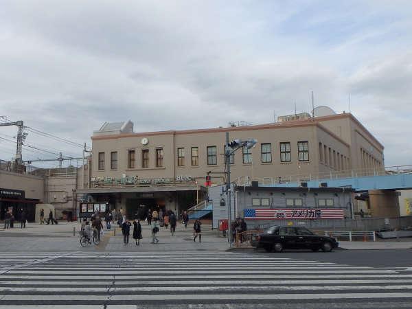 ★★JR上野駅前から歩道橋を渡れば徒歩4分!