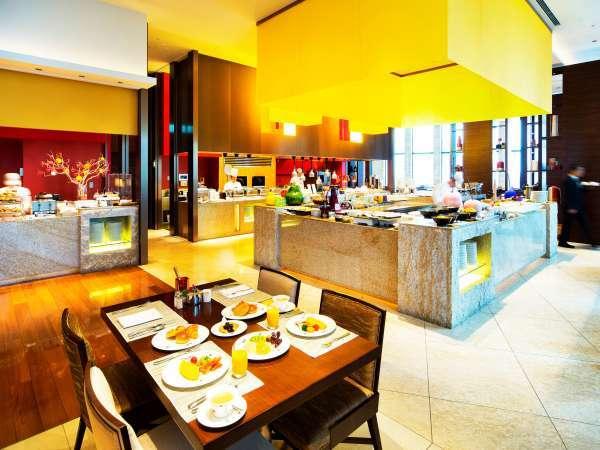 20階 「NOKA Roast & Grill」朝食ブッフェ