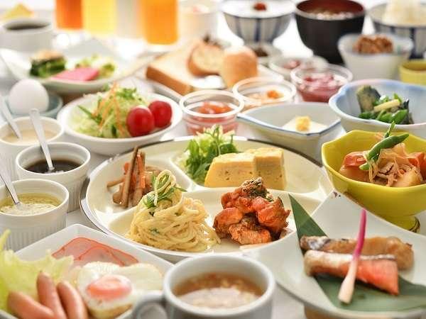 大人気♪津軽の美味しい旬がいっぱいの朝食バイキングは思わず食べ過ぎちゃうw