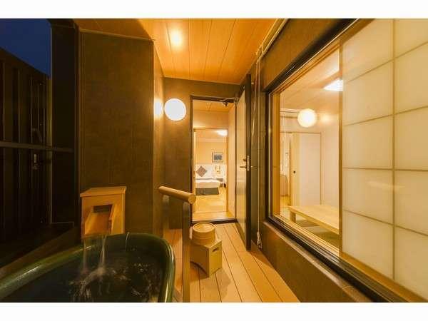 露天風呂付特別和洋室 夜景