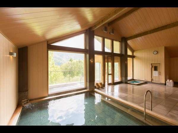 ◇◆ホテル棟大浴場◆◇ひのきのお風呂※別途ご入浴料を頂いております。