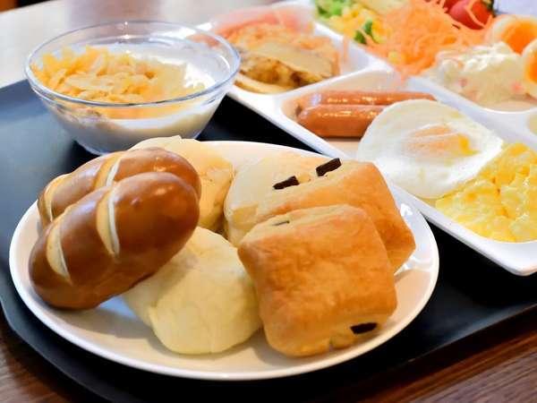 上島珈琲 朝食ビュッフェ