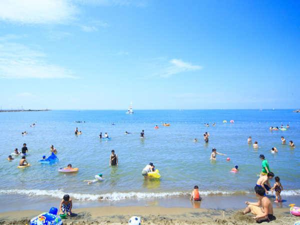 海水浴(イメージ画像)