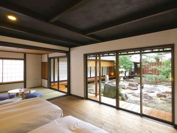 【VMGプレミア】縁側、庭園、茶室を兼ねそろえたラグジュアリーな特別室