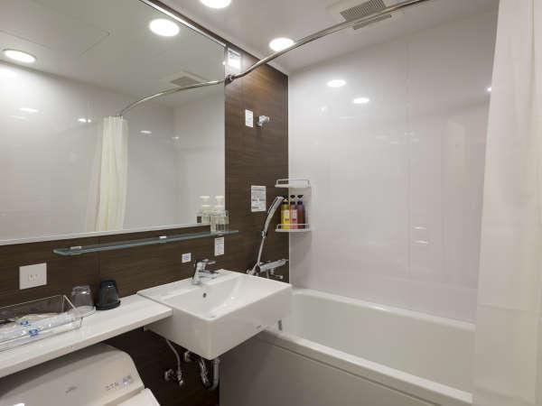 ◆従来のコンフォートホテルよりも広くなったバスルーム◆