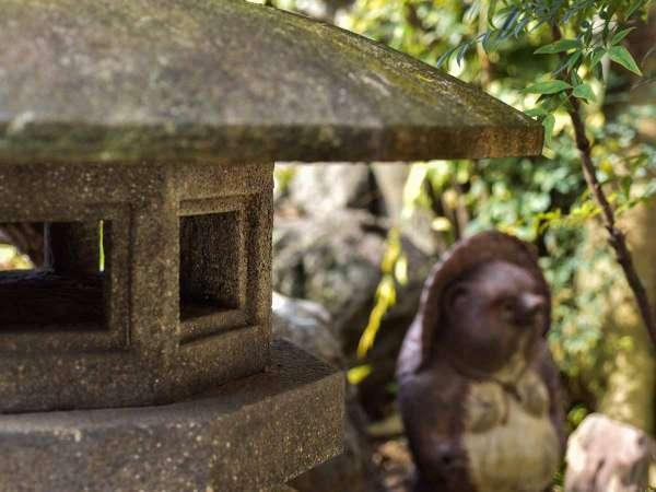 *【屋外施設(庭園イメージ)】実家に帰った様な暖かい時間をお過ごし頂けます。