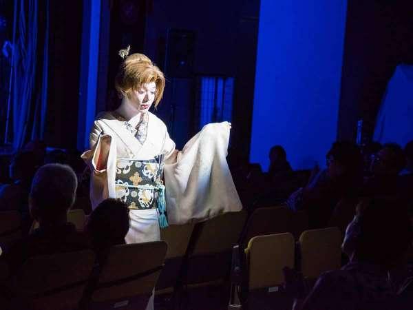 *【大衆演劇鑑賞】月替わりで異なる一座が公演。ご贔屓さんを見つけてください♪