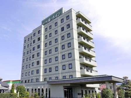 【ホテル外観】中津川インターから車で3分!!コンビにまで徒歩2分です