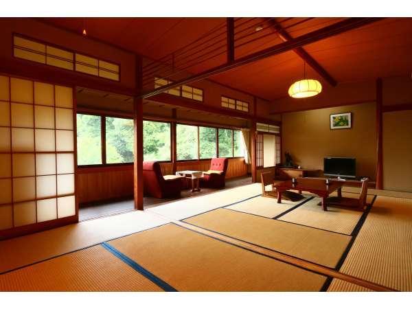 【下田富士を展望する特別室】-橘-10帖+6帖 禁煙