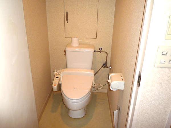 バス・トイレ別の快適レイアウト