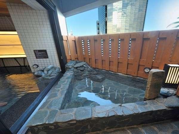 ◆大浴場露天風呂(男性)
