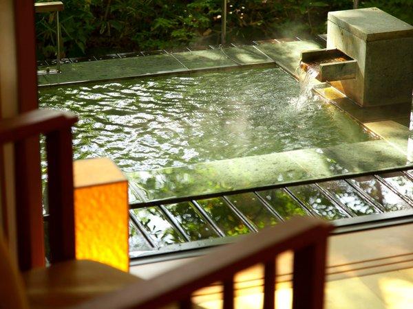 ■ガーデンスパスイート(79.8平米)温泉露天風呂付きスイート/定員3名様