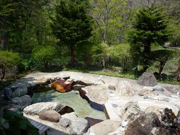 【森の湯 ハミングバ-ド】源泉かけ流し100%天然温泉&コース料理のお宿♪