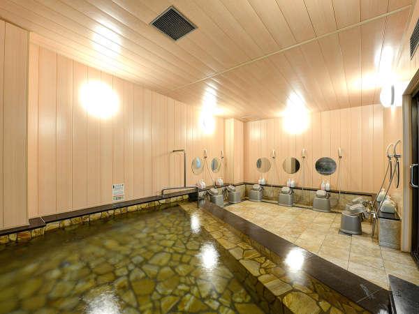 *【人工温泉大浴場:金閣の湯】準天然◆光明石温泉